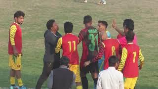 ফুটবল মাঠে তুমুল মারামারি... (Football Fight In Bangladesh)