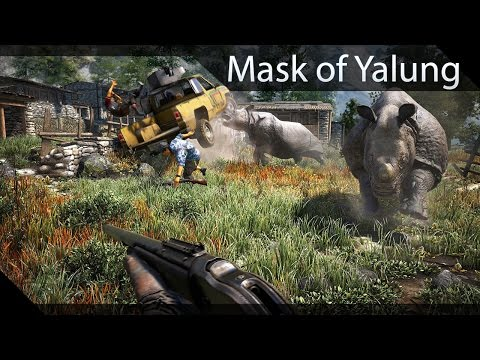 Far Cry 4 Mask Of Yalung Part 2