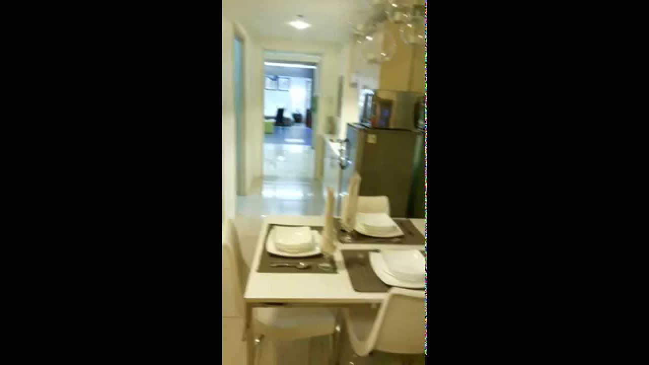 Trees Residences By Smdc 1 Bedroom 2 Bedroom Tandem Youtube