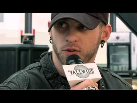Brantley Gilbert - Interview - CRS 2013