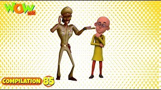 Motu Patlu - Non stop 3 episodes | 3D Animation for kids - #85
