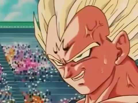 Vegeta Estar Possuido Por Madimbu E Quer Lutar Contra Goku Youtube