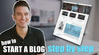 How to Start a Health and Fitness Blog - Step by Step Tutorial for Beginners