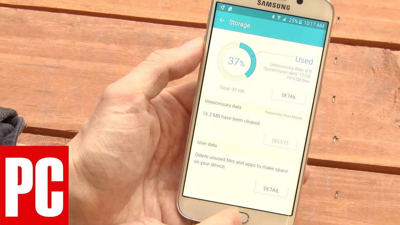 How To Free More Memory On The Samsung Galaxy S6