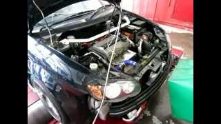 Speedworks Proton Satria Neo Bolt-On Turbo Dyno