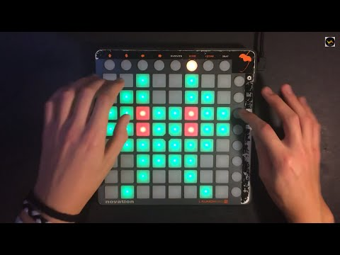 Martin Garrix - Virus (Launchpad Cover) [Project File]