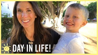 MEG | DAY IN LIFE 2 | Pick Ups, Soccer and Moms