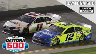 Full Race Replay: 2020 Daytona 500 | Nascar At Daytona International Speedway