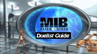 Men In Black Alien Crisis - Duelist Trophy / Achievement Guide