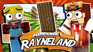 TOWN HALL's SpruceDoors™ • Rayneland: Simple Life 2 Modded Survival in Minecraft! [#5]