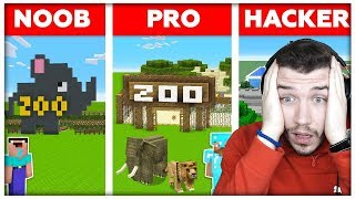 ZOO VRT kakav do sad niko nije video! - Minecraft