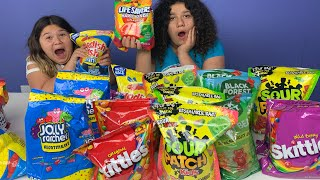 Download Don't Choose the Wrong GIANT Candy SLIME Challenge Mp3 and Videos