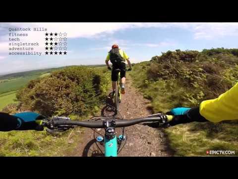 Never Mind The Quantocks - Chris Smith And Dan Milner Ride South-West England | Trail Ninja, Ep. 24