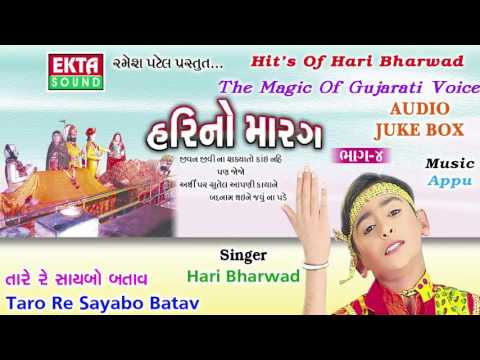 Taro Re Sayabo Batav - Popular Gujarati Bhajan | Hari Bharwad | Hari No Marag Part 4 | FULL AUDIO
