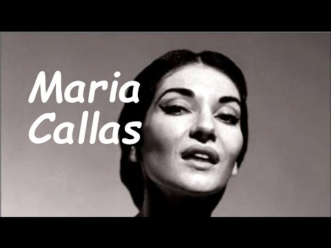 Madame Butterfly - Maria Callas - Puccini - ((Subtitles: Italian and English)