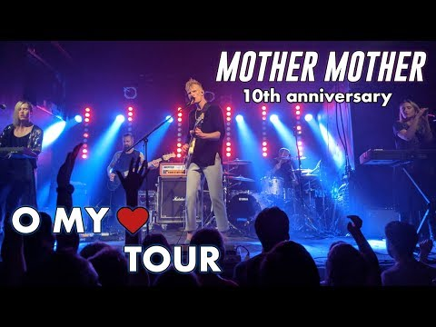 MOTHER MOTHER  - The Best Moments! - Toronto 30/06/2018 [LIVE]