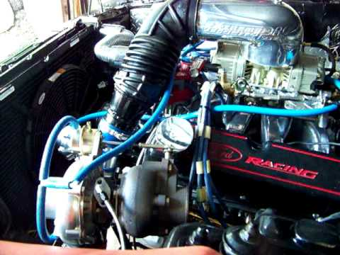 HOW TO FORD twin turbo 302 1st start, 5 0L