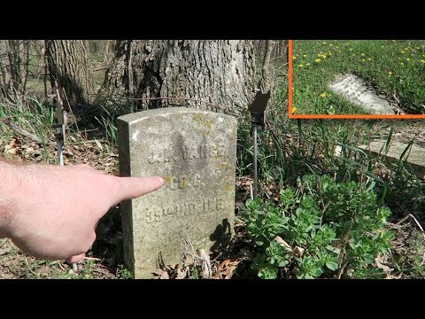 Exploring the Historic 1800s Studebaker Graveyard