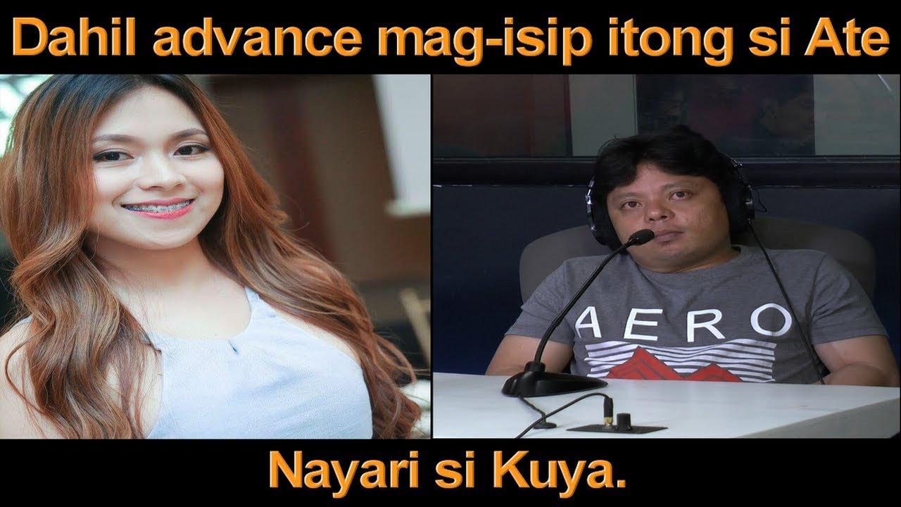 DAHIL ADVANCE MAG-ISIP ITONG SI ATE GIRL, NAYARI TULOY SI KUYA!