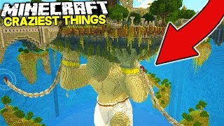 5 CRAZIEST Things In Minecraft