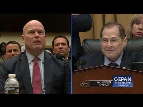 Mr. Chairman, I see that your 5 minutes is up. (C-SPAN)