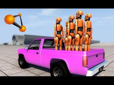 crash test dummie game