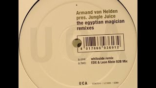 Armand van Helden pres.Jungle Juice - The Egyptian Magician Remixes