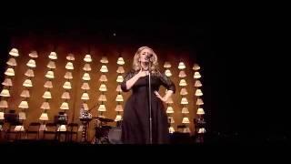 Adele I can't make you love me @ Royal Albert hall