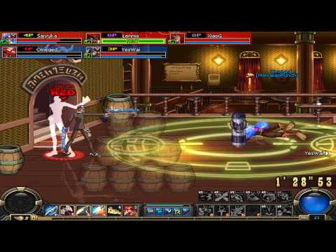 Dungeon Fighter Online-PVP Chronicles:All-Kill? or All-Killed?