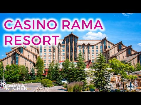 Casino Rama Resort Tour - Resort, Restaurants, Rooms| Rama, Ontario (Orillia in Lake Country)
