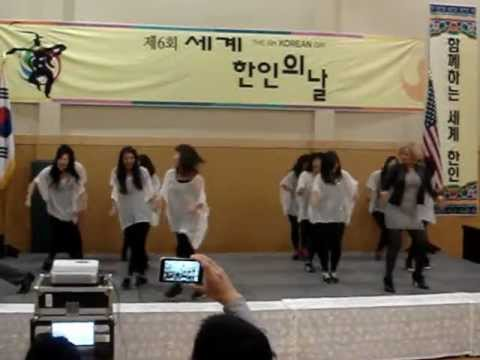 Gangnam Style Rob McKenna at Korean Day강남스타일(Seattle Washington State Korean Association)
