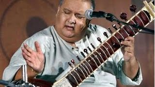 Ustad Shujaat Hussain Khan - Raga Mishra Khamaj - ( Sitar - Tabla ) - by roothmens
