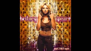 Britney Spears - When Your Eyes Say It (Instrumental)