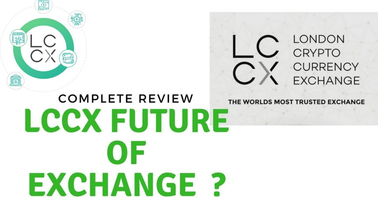 LCCX ICO REVIEW   FUTURE OF CRYPTOCURRENCY EXCHANGE