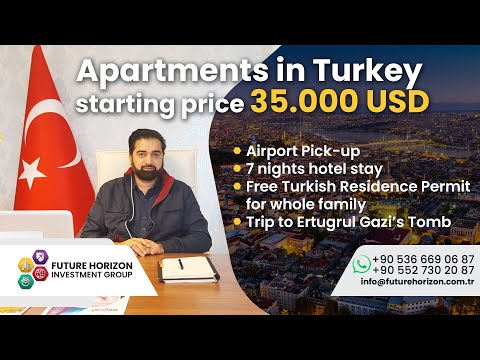 Turkish Citizenship by Investment | Turkey Visa | Turkish Residence Plans | Real Estate in Istanbul