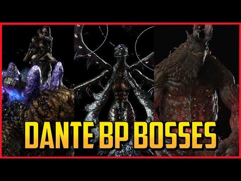 DMC5 ▰ Bloody Palace - Dante All Bosses  【Devil May Cry 5】 thumbnail