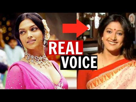 5 Dubbing Artists That You Had No Idea Were The Real Voice Of Bollywood Actors