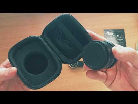 Lente Para Smartphone Asa100 Unboxing