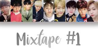 Stray Kids (스트레이 키즈) - Mixtape #1 [Han/Eng/Rom Colour Coded Lyrics]