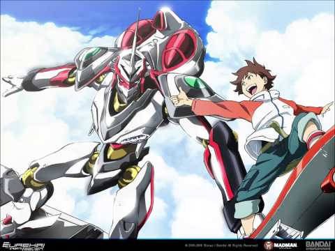 Eureka 7 ending 4(full) COOLON by Canvas