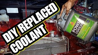 DIY Replace Coolant In My Car