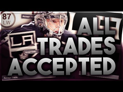 ACCEPTING ALL TRADES with the 2014-2015 LOS ANGELES KINGS