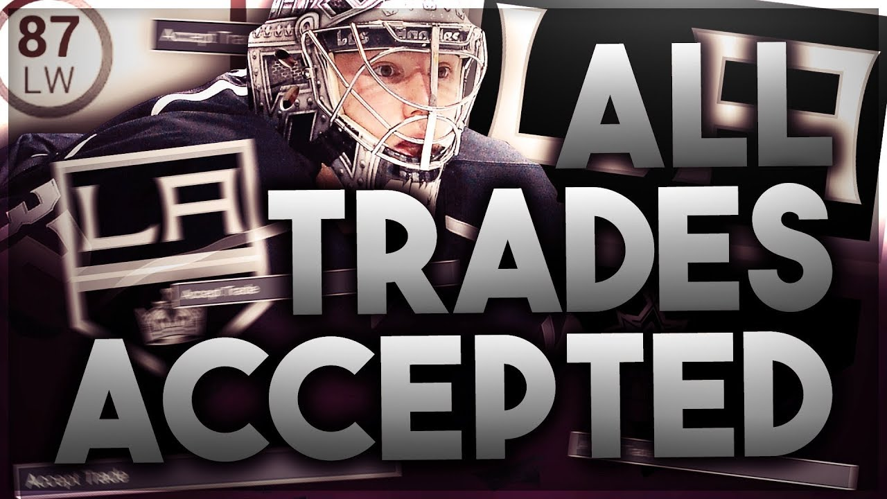 d6db72808c1 ACCEPTING ALL TRADES with the 2014-2015 LOS ANGELES KINGS - YouTube