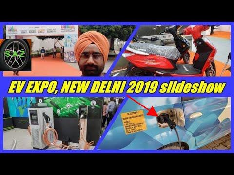 EV EXPO, NEW DELHI 2019 SLIDESHOW/ AUTO EXPO INDIA 2019 IMAGES.