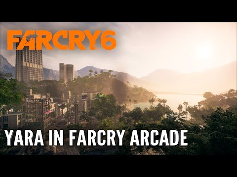 Far Cry 6 Yara Concept Map In Farcry Arcade 1440p 60fps Youtube