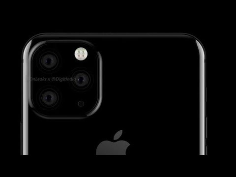 iPhone 11 Pro and Pro Max announced with a triple-camera system