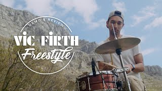Vic Firth Freestyle Demo/Review