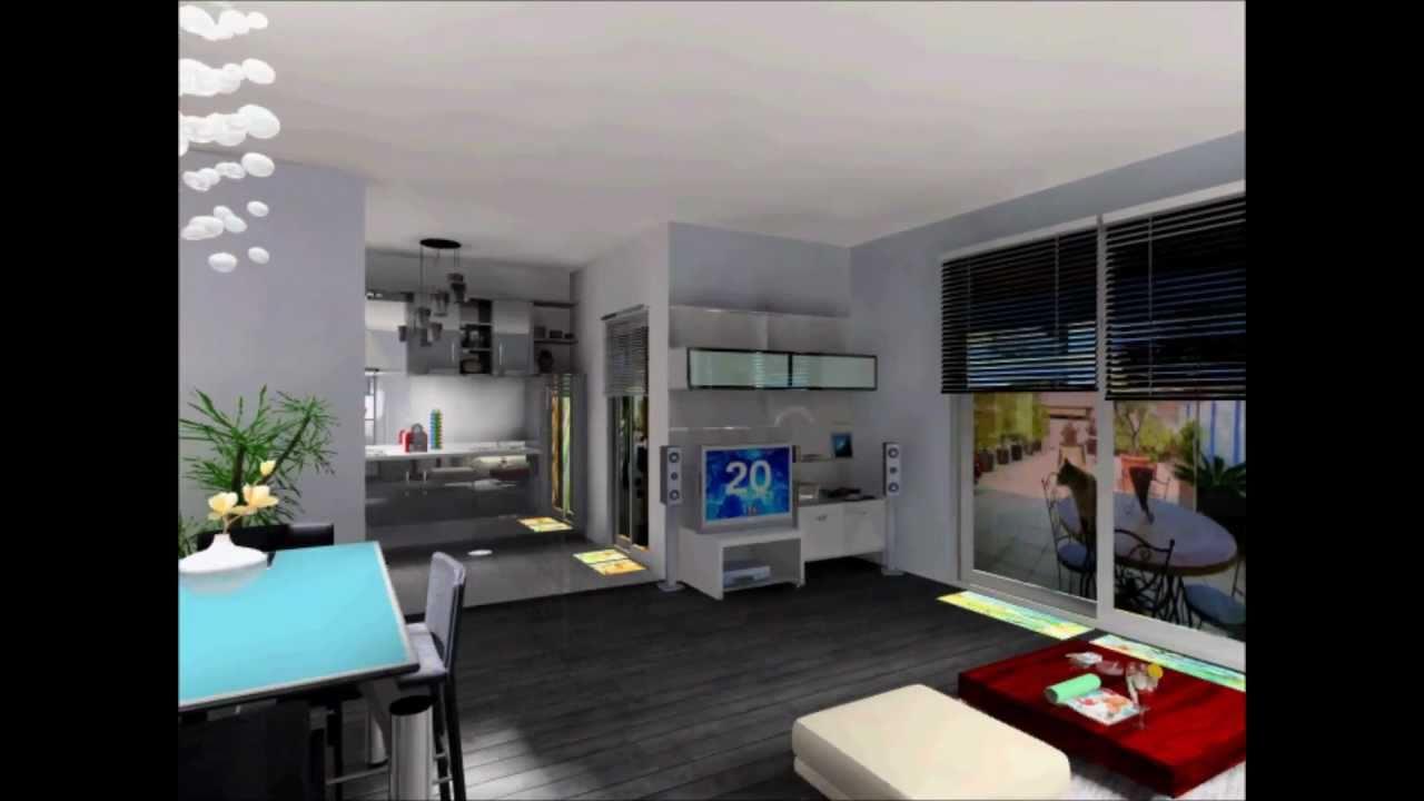 Freed 39 home d coration cannes visite virtuelle d 39 un for Aide decoration appartement