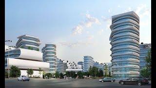 les 8 villes  les plus futuristes d'Afrique