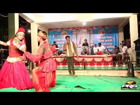 "Rajasthani New DJ Songs | ""Chaal Bindani"" | Gokul Sharma Songs | Elwa Mata | Live HD Video Song"